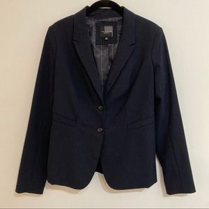 The limited collection size 6 suit jacket blazer